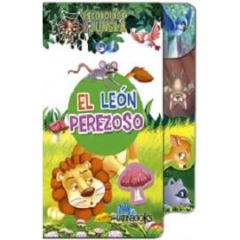 ESCOND.EN LA JUNGLA- EL LEON PEREZO1750