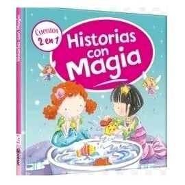 CUENTOS 2 EN 1 HISTORIAS CON MAGIA 1663