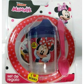 BLISTER BOWL+VASO TOMASOLITO MINNIE