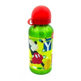 BOTELLA ALUMINIO 400 ML MICKEY