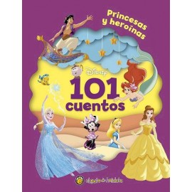 101 CUENTOS: PRINCESAS Y HEROINAS 2423