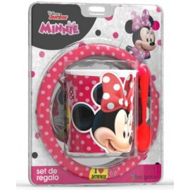 BLISTER BOWL+TAZA GRANDE MINNIE