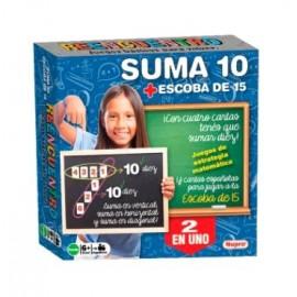 DESAFIO SUMA 10 + ESCOBA DE 15 6002