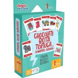 CHOCOLATE BOTA TORTUGA 525