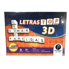 LETRAS TOP 3D ART 703