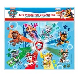 PRIMEROS PUZZLES C/GOMA PAW PATROL 9935