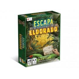 ESCAPA! EL MISTERIO DORADO 2303