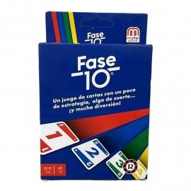 FASE 10 MATTEL 01107602