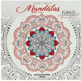 COLOREA Y MEDITA - MANDALAS FLO LIST-232