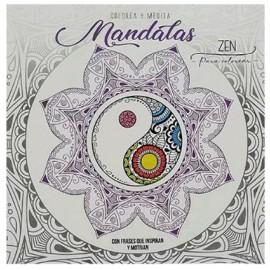 COLOREA Y MEDITA - MANDALAS ZEN LIST-233