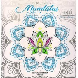 COLOREA Y MEDITA - MANDALAS HIN LIST-234