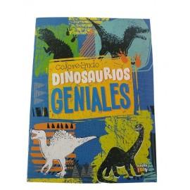 COLOREANDO DINOSAURIOS GENIALES 237