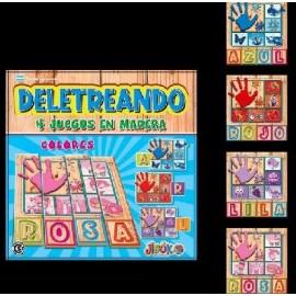 DELETREANDO - COLORES 00003