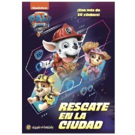 RESCATE EN LA CIUDAD-PAW PATROL 2736