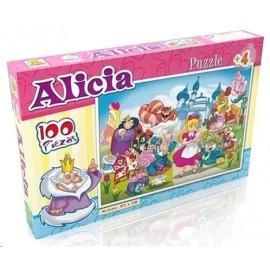 PUZZLE ALICIA X 100 PZ ART.209