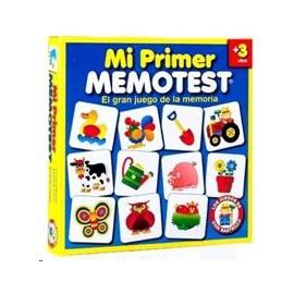 MI PRIMER MEMOTEST H464