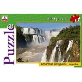 PUZZLE CATARATAS DEL IGUAZU 1000 P.277